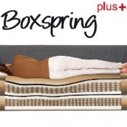 Boxsprigns - revoluce pohodlí