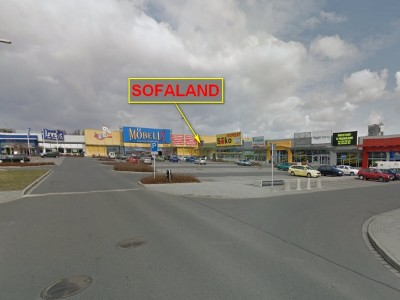 Sofaland Olomouc